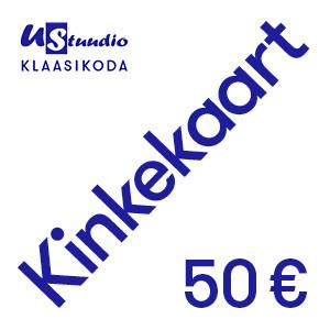 Kinkekaart 50