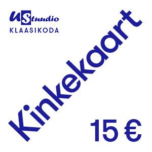 Kinkekaart 15
